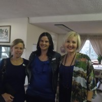 FSMA Meeting June 2015 Vicky Crookes, (Epworth Marketing) AlisonAscough (St Annes  (FSMA Committee), Lynne Nielson (DGC Marketing)